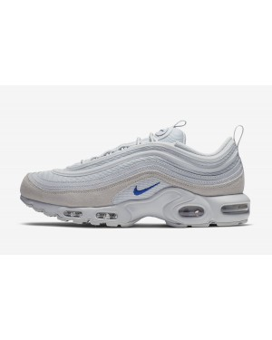 Nike Air Max Plus 97 (Pure Platinum/Azul) CD7862-002