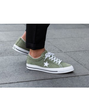 Converse One Star Ox (Field Surplus/Blancas/Blancas) 161576C
