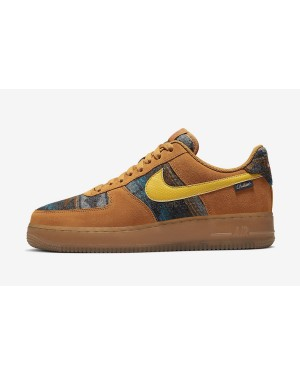 "Nike Air Force 1 ""N7"" (Oro/Dark Sulfur) CQ7308-700"