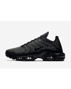 Nike Air Max Plus Decon (Negras/Negras/Negras) CD0882-001