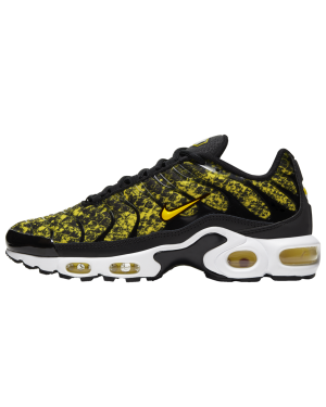Nike Air Max Plus (Negras/Amarillas/Blancas) CT1555-001
