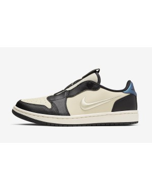 Air Jordan 1 Low Slip (Fossil/Negras/Ivory/Anthracite) AV3918-201