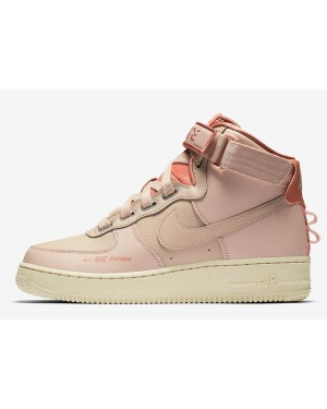 Nike Air Force 1 High Utility (Beige/Terra Blush) AJ7311-200