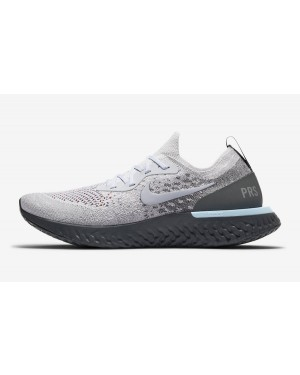 "Nike Epic React Flyknit ""Paris"" (Light Cream/Grises oscuro/Grises) AV7013-200"
