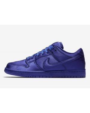 NBA x Nike SB Dunk Low (Azul/Azul) AR1577-446