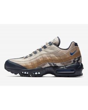 Nike Air Max 95 (Newsprint/Azul/String/Canteen) AT6152-001