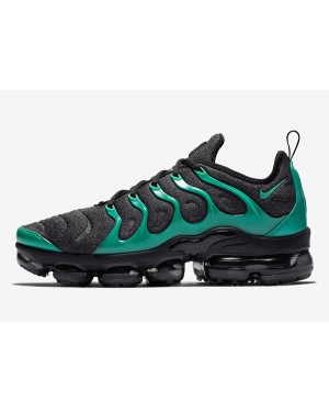 Nike Air VaporMax Plus (Negras/Verde) 924453-013