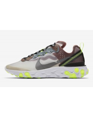 Nike React Element 87 (Desert Sand/Grises/Smokey Mauve) AQ1090-002