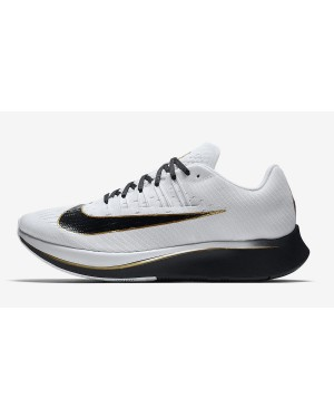 Nike Zoom Fly (Blancas/Negras/Metallic Gold) 880848-006