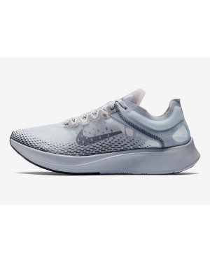 Nike Zoom Fly SP Fast (Obsidian Mist/Pure Platinum) AT5242-440