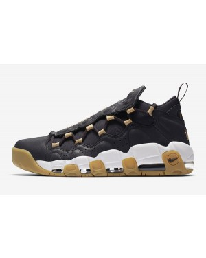 Nike Air More Money (Grises/Metallic Gold/Sail) AR5401-001