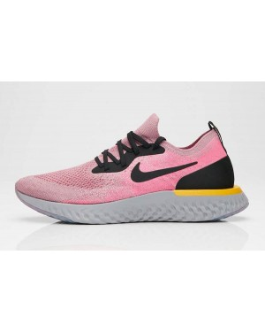 Nike Epic React (Plum Dust/Negras/Rosas) AQ0067-500