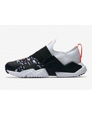 Nike Huarache Extreme GS 'Just Do It' (Blancas/Bright Crimson/Negras/Grises) AQ9046-100