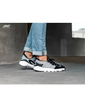 Nike Air Footscape NM JCRD (Negras/Blancas/Negras) 898007-001