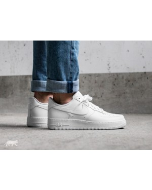 Nike Air Force 1'07 (Blancas/Blancas) 315122-111