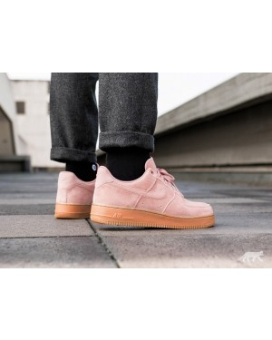 Nike Air Force 1 '07 LV8 Suede (Rosas/Rosas) AA1117-600