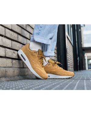 Nike Air Max 1 PRM (Wheat/Light Bone/Marrones) 875844-701
