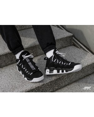 Nike Air More Money (Negras/Blancas/Negras) AJ2998-001