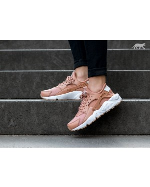 Nike Mujer Air Huarache Run (Dusted Clay/Blancas/Amarillas) 634835-200
