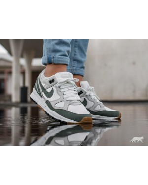 Nike Mujer Air Span II (Blancas/Dark Stucco/Light Bone) AH6800-100