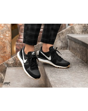 Nike Mujer Internationalist (Negras/Blancas/Anthracite/Sail) 828407-021