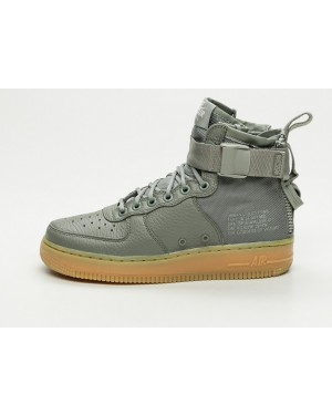 Nike Mujer SF Air Force 1 Mid (Dark Stucco/Marrones) AA3966-004