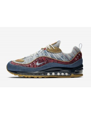 "Nike Air Max 98 ""Wild West"" (Light Armory/Rojas) BV6045-400"