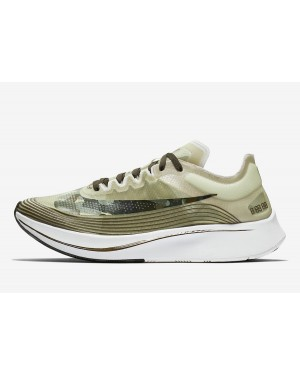 Nike Zoom Fly SP (Light Bone/Negras-Olive) AV8074-001