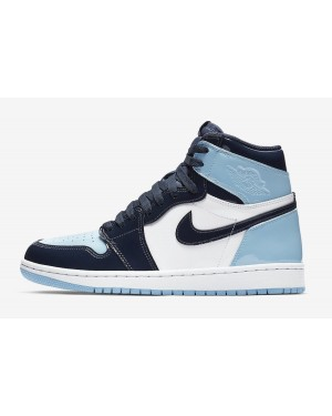 Air Jordan 1 Retro High OG Mujer (Obsidian/Azul/Blancas) CD0461-401