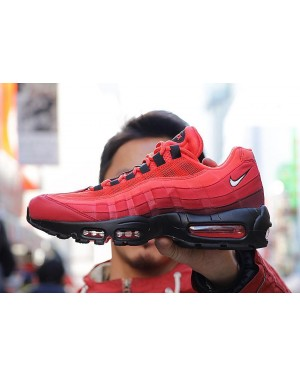Nike Air Max 95 OG (Rojas/Negras-Blancas) AT2865-600