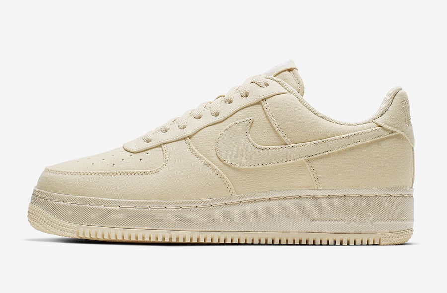 "Nike Air Force 1 Low ""Procell"" (Muslin/Muslin/Desert Ore) CJ0691-100"