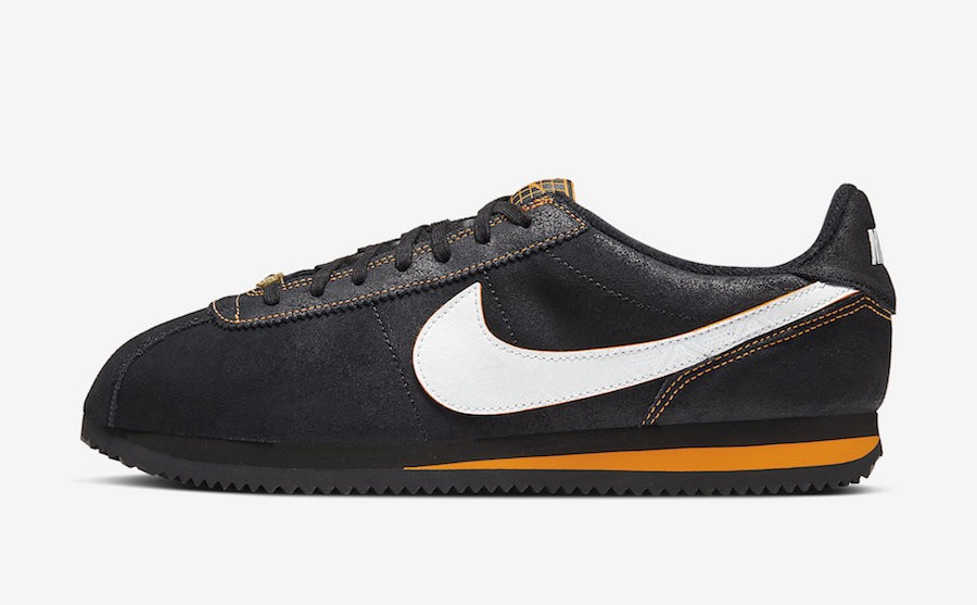 """Nike Cortez """"Day of the Dead"""" (Negras/Blancas/Naranjas) CT3731-001"""