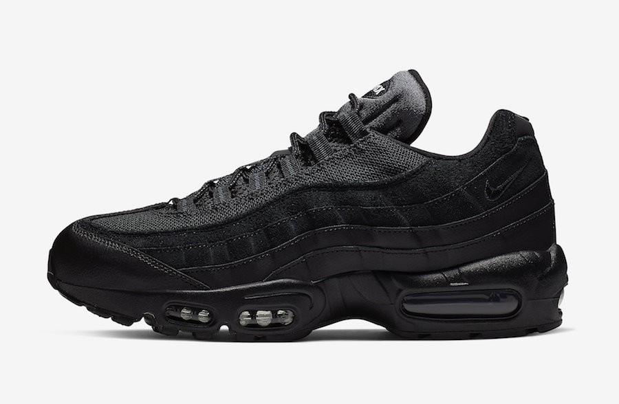 Nike Air Max 95 Essential (Negras/Negras) AT9865-001