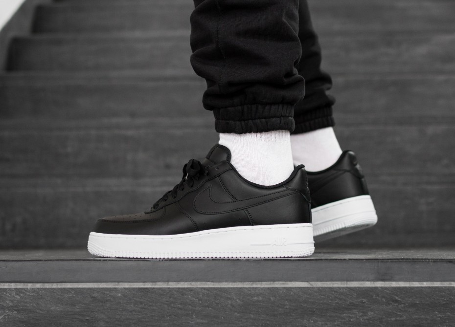 Nike Air Force 1 Low (Negras/Blancas-Negras) AA4083-015