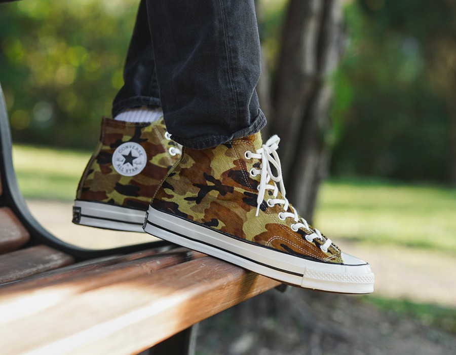 Pinnacle x Converse Chuck 70 (Marrones) 164589C