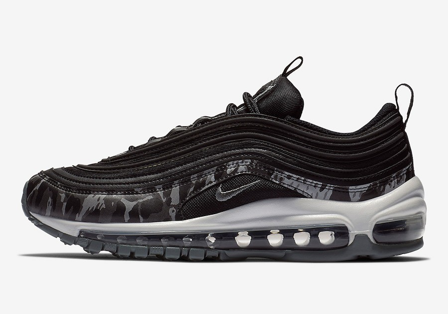 "Nike Air Max 97 ""Future Forward"" (Negras/Grises) 917646-005"