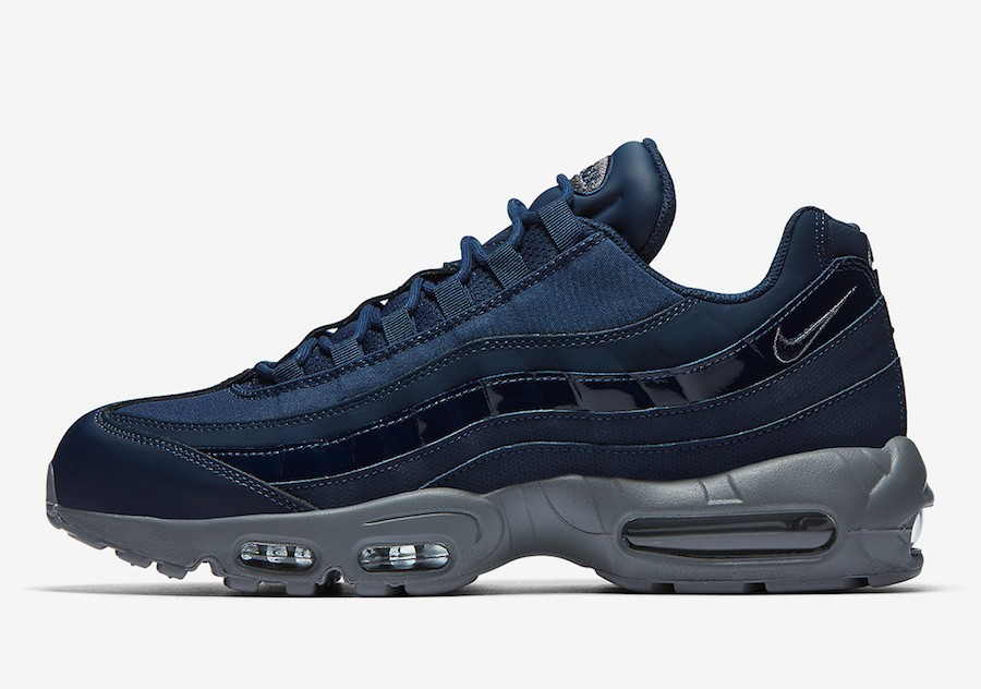 Nike Air Max 95 (Obsidian/Grises/Obsidian) AT0042-400