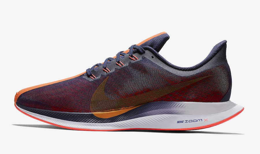 Nike Zoom Pegasus 35 Turbo (Azul/Naranjas/Flash Crimson) AJ4114-486