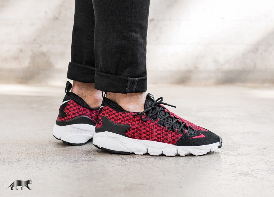 Nike Air Footscape NM JCRD (Rojas/Rojas/Negras) 898007-600