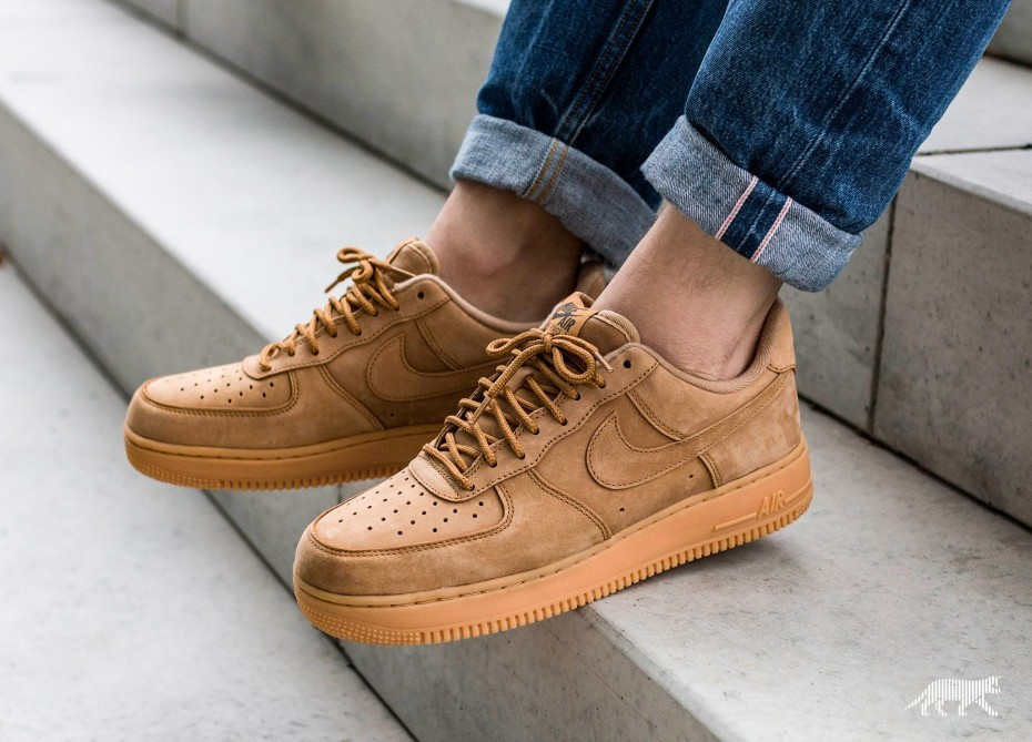 Nike Air Force 1 '07 WB (Flax/Marrones/Verde) AA4061-200