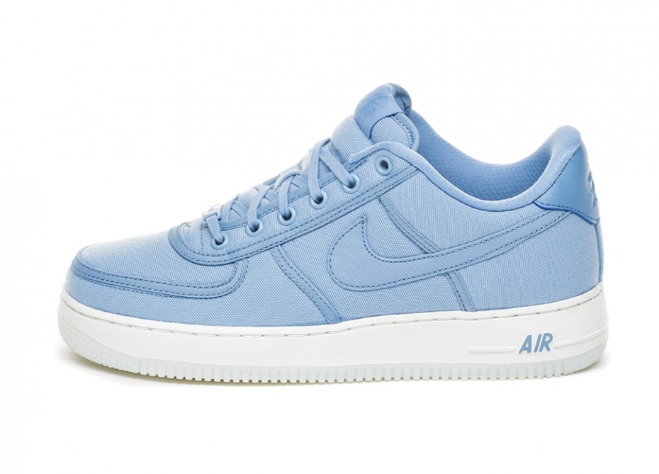 Nike Air Force 1 Low Retro QS CNVS (December Sky/Blancas) AH1067-401