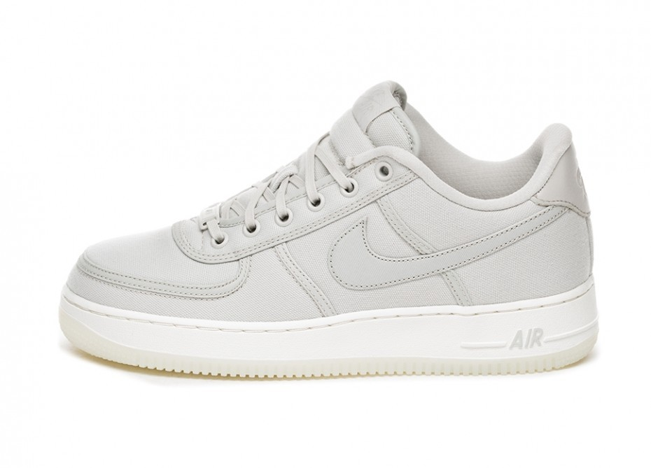 Nike Air Force 1 Low Retro QS CNVS (Light Bone/Light Bone/Sail) AH1067-003