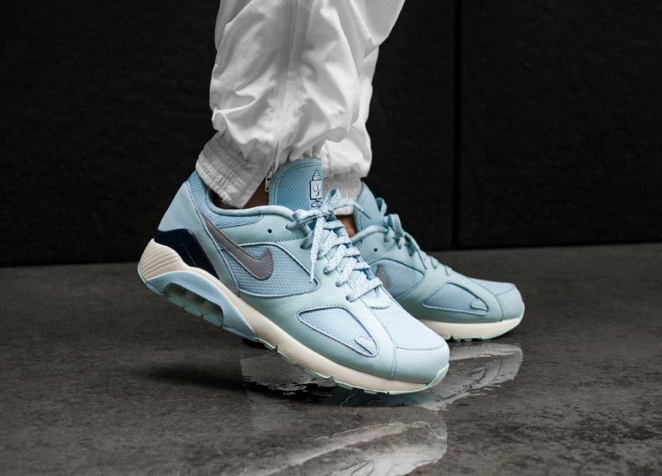 Nike Air Max 180 (Ocean Bliss/Metallic Silver/Igloo) AV3734-400