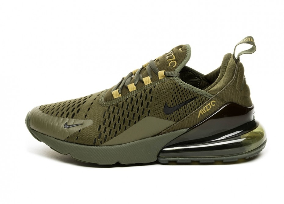 Nike Air Max 270 (Olive/Negras/Olive) AH8050-301