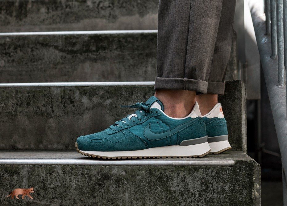 Nike Air Vortex Leather (Iced Jade/Marrones) 918206-300