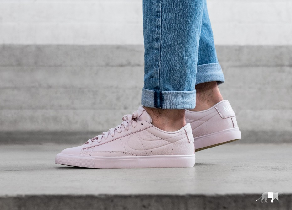 Nike Blazer Low (Rojas/Marrones) 371760-605