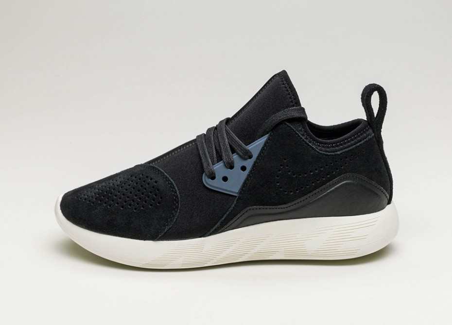 Nike Mujer Lunarcharge PRM (Negras/Sail/Azul) 923286-014