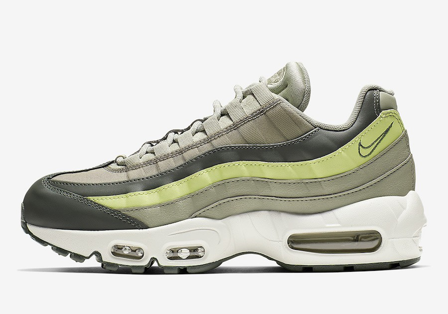 Nike Air Max 95 (Mineral Spruce/Verde) 307960-305