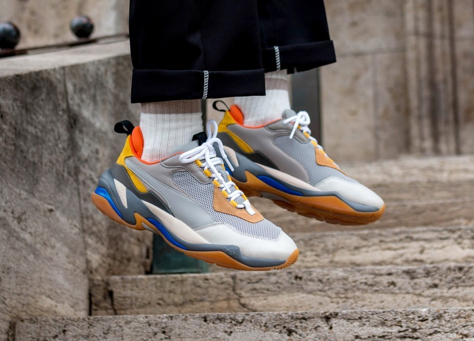 Puma Thunder Spectra (Drizzle/Drizzle/Grises) 367516-02