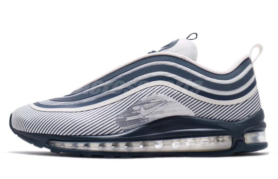 Nike Air Max 97 Ultra (Navy/Sail) 918356-405